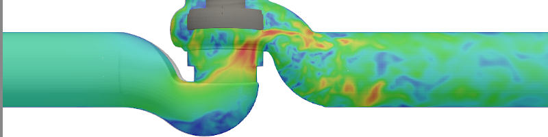 Valve CFD Example